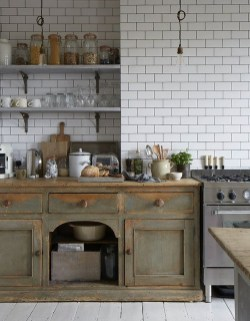 Inspiring Traditional Victorian Kitchen Remodel Ideas 47