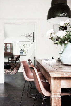 Modern Industrial Farmhouse Decoration Ideas 25