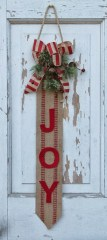 Simple But Beautiful Front Door Christmas Decoration Ideas 84