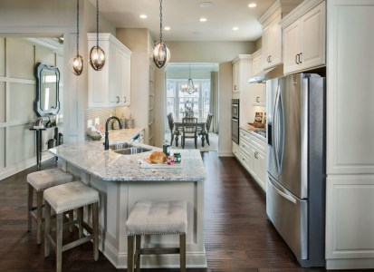 Totally Outstanding Traditional Kitchen Decoration Ideas 07