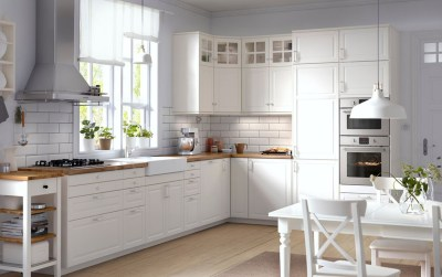 Totally Outstanding Traditional Kitchen Decoration Ideas 13