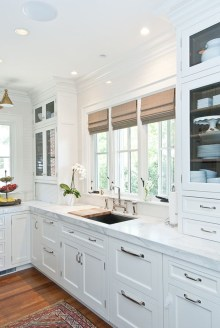 Totally Outstanding Traditional Kitchen Decoration Ideas 148