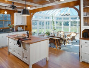 Totally Outstanding Traditional Kitchen Decoration Ideas 29