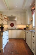 Totally Outstanding Traditional Kitchen Decoration Ideas 57