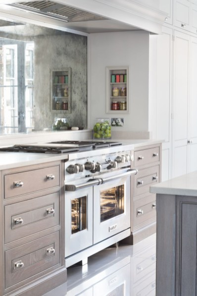 Totally Outstanding Traditional Kitchen Decoration Ideas 64