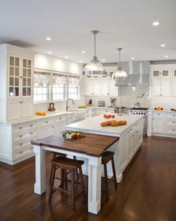 Totally Outstanding Traditional Kitchen Decoration Ideas 78