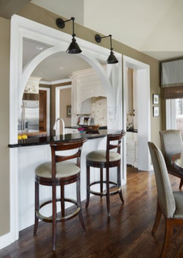Totally Outstanding Traditional Kitchen Decoration Ideas 83