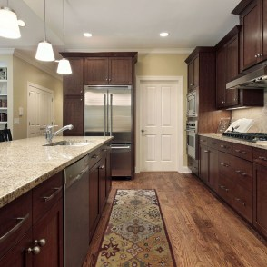 Totally Outstanding Traditional Kitchen Decoration Ideas 96