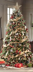 37 Totally Beautiful Vintage Christmas Tree Decoration Ideas 02