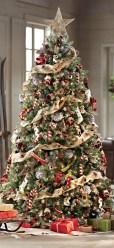 37 Totally Beautiful Vintage Christmas Tree Decoration Ideas 02
