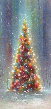37 Totally Beautiful Vintage Christmas Tree Decoration Ideas 33