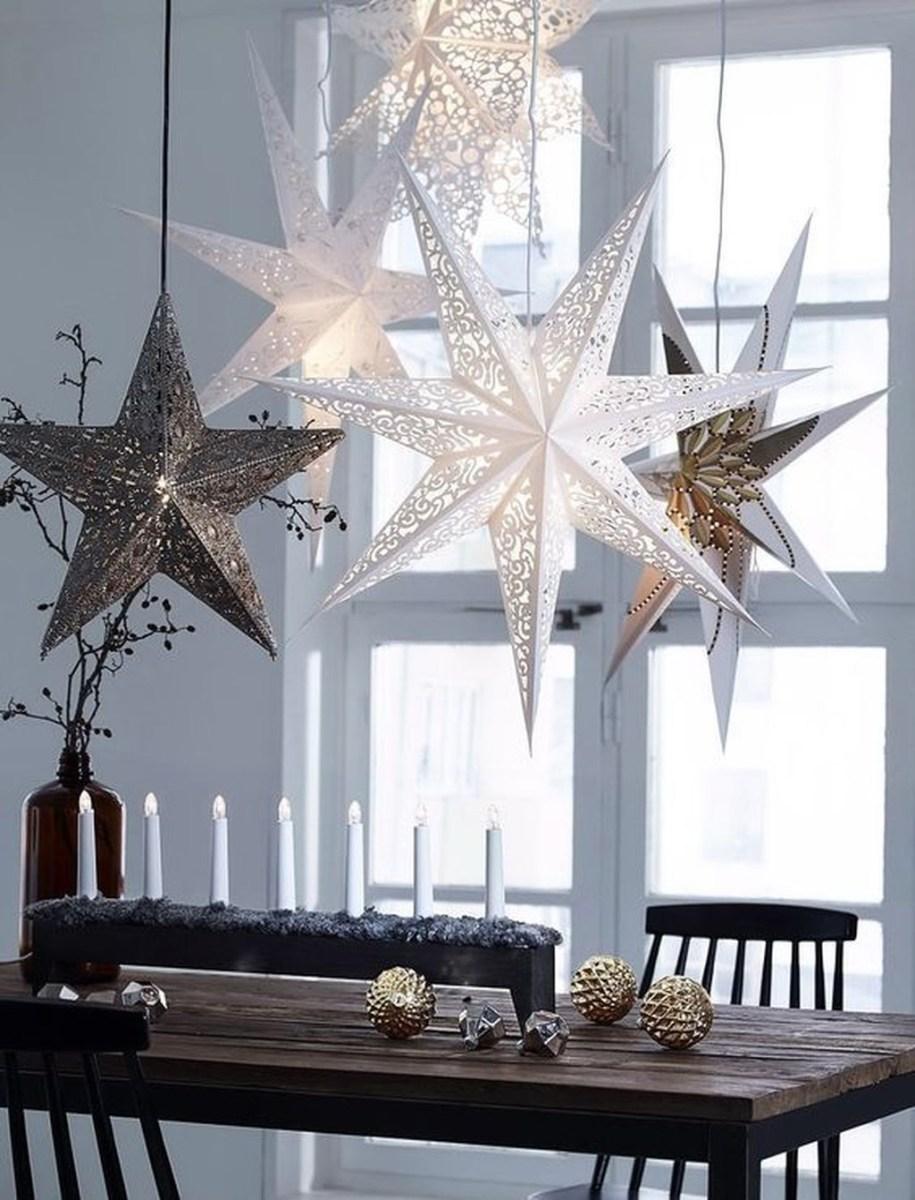 40 Awesome Scandinavian Christmas Decoration Ideas 05
