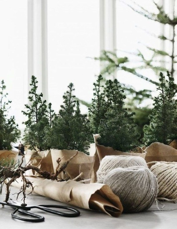 40 Awesome Scandinavian Christmas Decoration Ideas 37