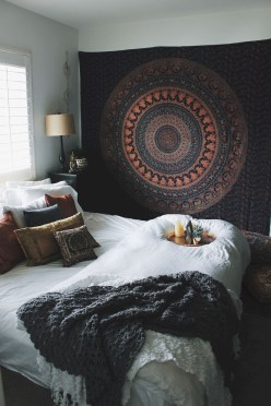 40 Unique Bohemian Bedroom Decoration Ideas 08