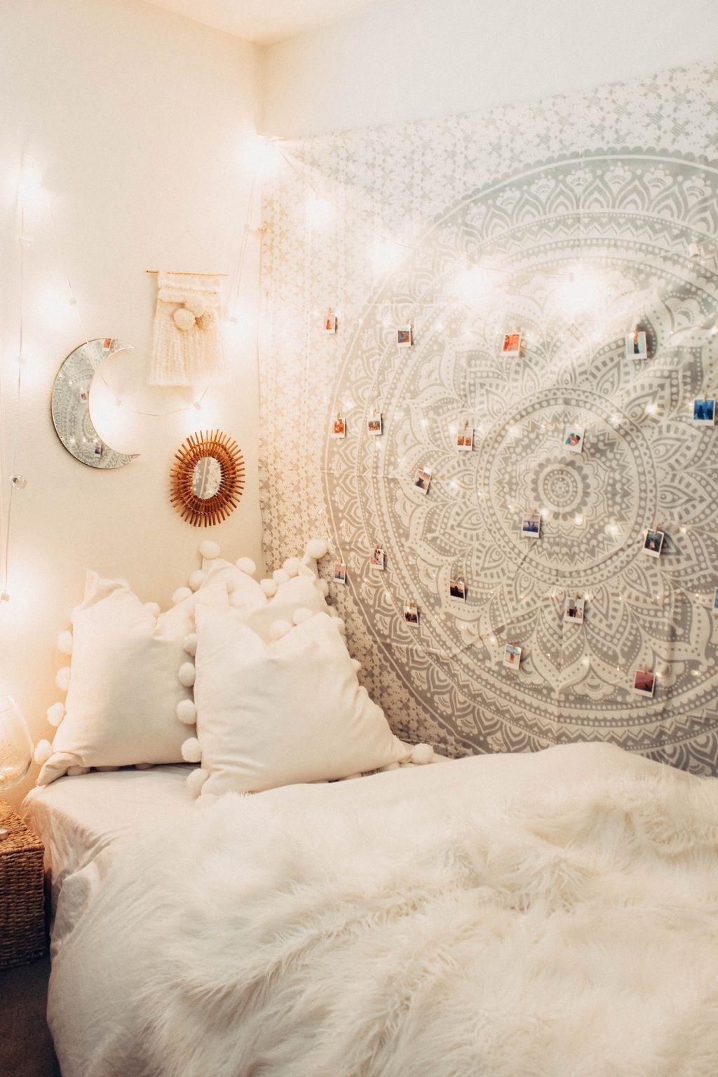 40 Unique Bohemian Bedroom Decoration Ideas 11