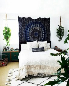 40 Unique Bohemian Bedroom Decoration Ideas 32