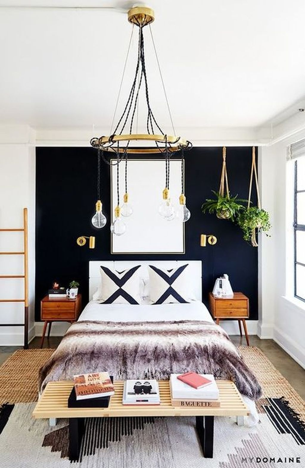 40 Unique Bohemian Bedroom Decoration Ideas 36