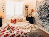 40 Bohemian Bedroom Decoration Ideas  HomeDecorish