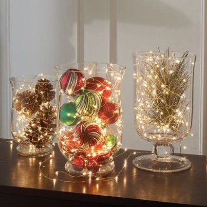 Brilliant DIY Christmas Centerpieces Ideas You Should Try 26