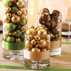 Brilliant DIY Christmas Centerpieces Ideas You Should Try 29