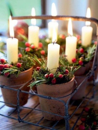 Brilliant DIY Christmas Centerpieces Ideas You Should Try 52