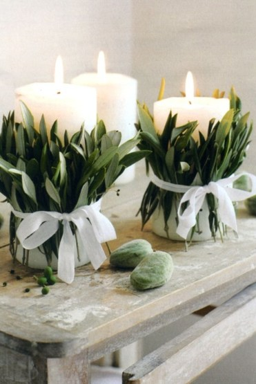 Cheap And Easy Christmas Centerpieces Ideas 05