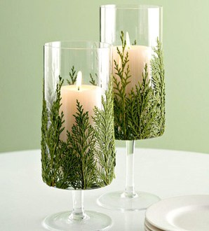 Cheap And Easy Christmas Centerpieces Ideas 07