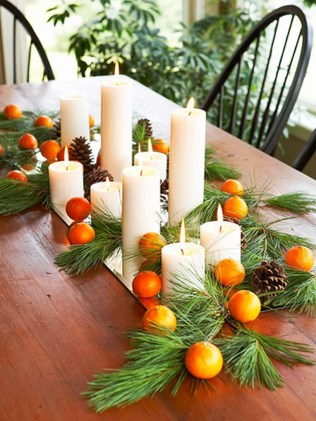 Cheap And Easy Christmas Centerpieces Ideas 38