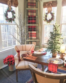 Cozy Christmas House Decoration 13