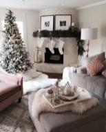 Cozy Christmas House Decoration 27