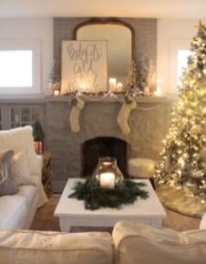 Cozy Christmas House Decoration 35