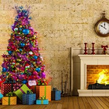 Cute And Colorful Christmas Tree Decoration Ideas To Freshen Up Your Home 43
