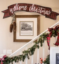 Inspiring Christmas Decoration Ideas For Your Apartment 03