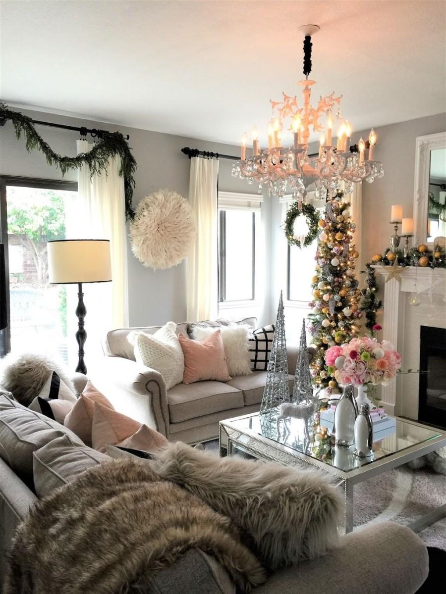 Inspiring Chritsmas Livingroom Ideas 09
