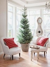 Inspiring Home Decoration Ideas With Small Christmas Tree 10