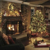 Totally Inspiring Christmas Lighting Ideas You Should Try For Your Home 37