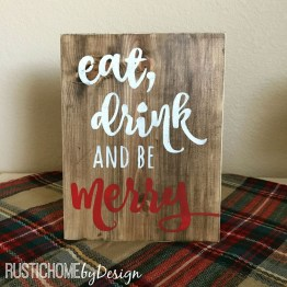 Totally Inspiring Farmhouse Christmas Decoration Ideas To Makes Your Home Stands Out 06