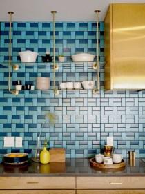 37 Stylish Mid Century Modern Kitchen Design Ideas 07