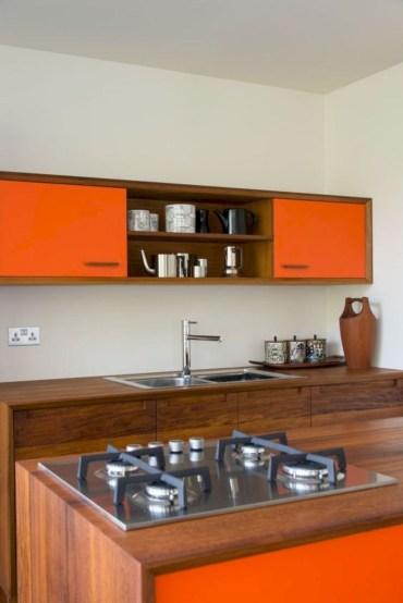 37 Stylish Mid Century Modern Kitchen Design Ideas 14