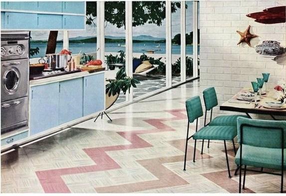 37 Stylish Mid Century Modern Kitchen Design Ideas 31
