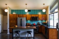 37 Stylish Mid Century Modern Kitchen Design Ideas 33