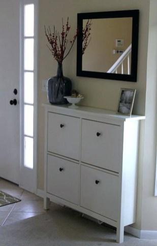 38 Brilliant Hallway Storage Decoration Ideas34