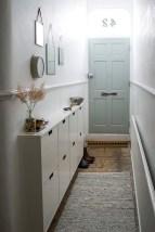 38 Brilliant Hallway Storage Decoration Ideas35