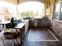 38 Cool Outdoor Kitchen Design Ideas 07