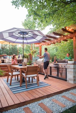 38 Cool Outdoor Kitchen Design Ideas 13