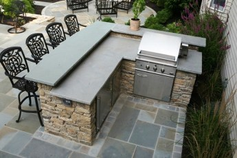 38 Cool Outdoor Kitchen Design Ideas 31