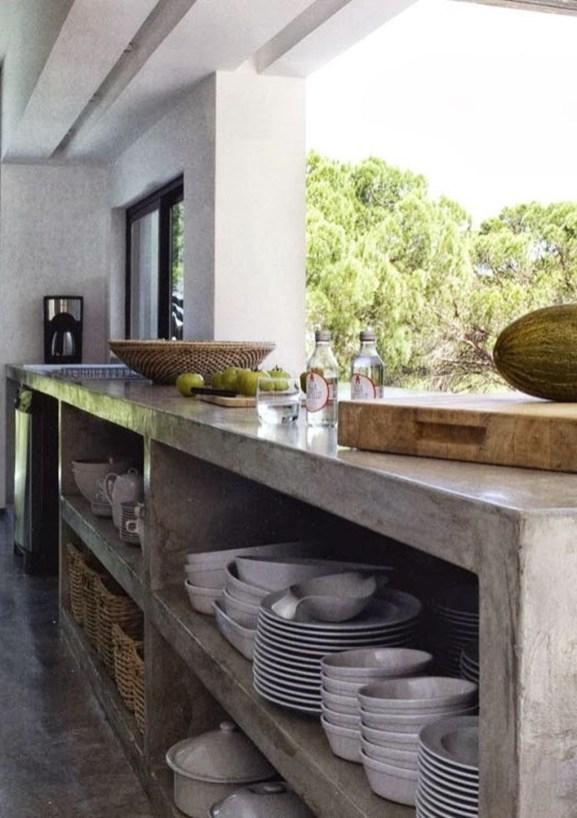 38 Cool Outdoor Kitchen Design Ideas 33