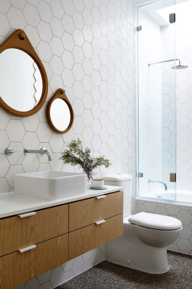 38 Trendy Mid Century Modern Bathrooms Ideas That Inspired 10