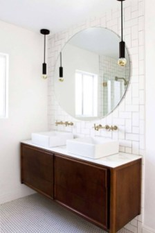 38 Trendy Mid Century Modern Bathrooms Ideas That Inspired 12