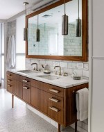 38 Trendy Mid Century Modern Bathrooms Ideas That Inspired 23